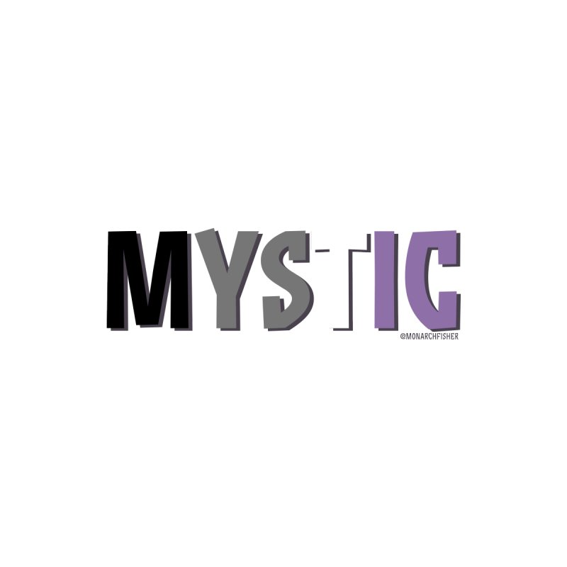 Mystic Pride shirt (Asexual) by MonarchFisher Merch