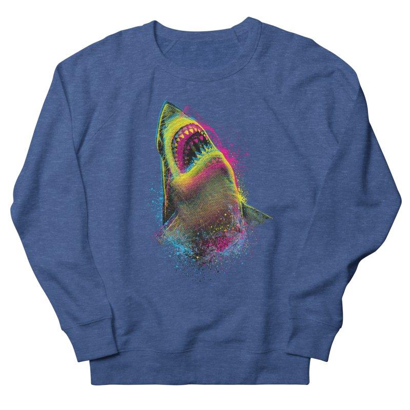 CMYK Sharkl Women's Sweatshirt by moncheng's Artist Shop