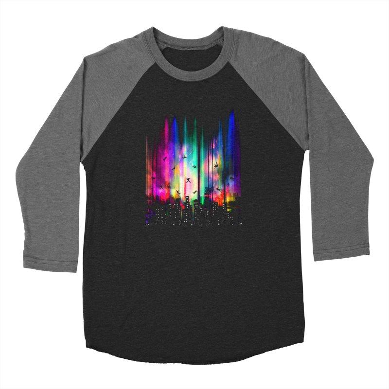 Feel Without Gravity Men's Longsleeve T-Shirt by moncheng's Artist Shop
