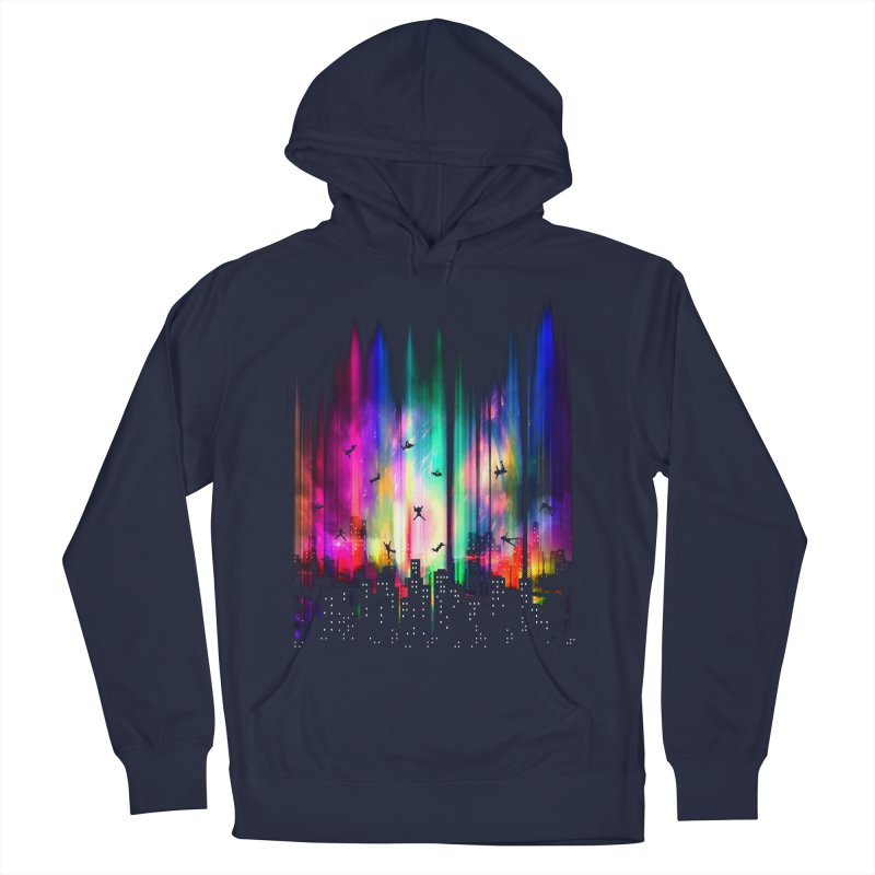 Feel Without Gravity Women's Pullover Hoody by moncheng's Artist Shop