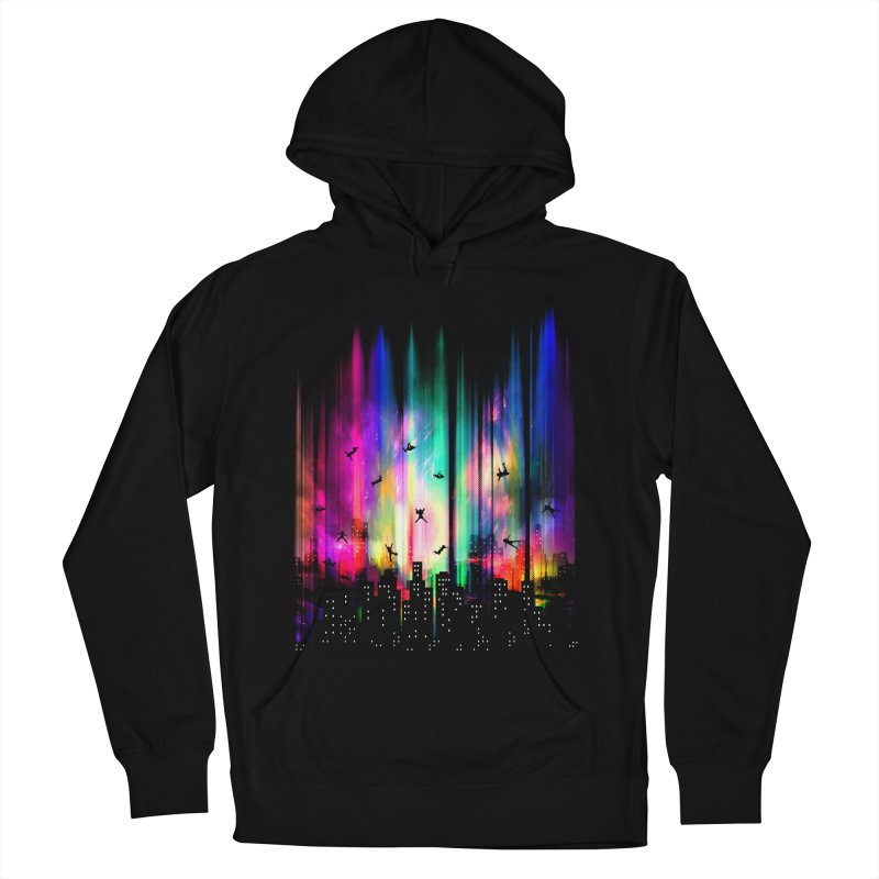 Feel Without Gravity Men's Pullover Hoody by moncheng's Artist Shop