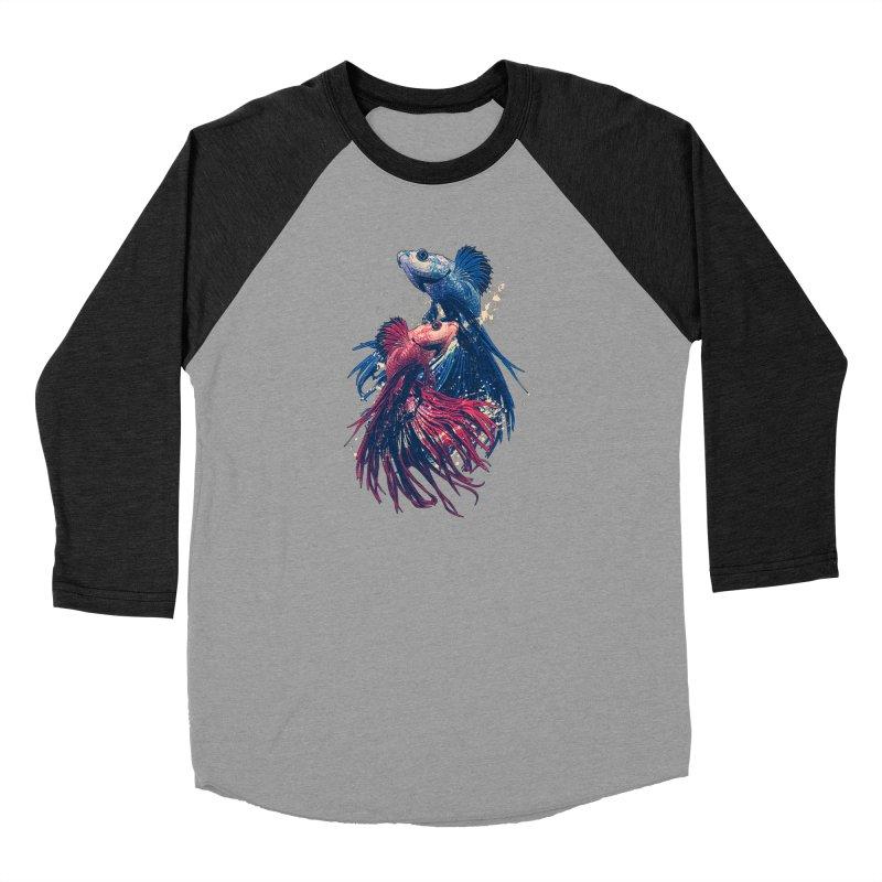 Aquarium Men's Longsleeve T-Shirt by moncheng's Artist Shop