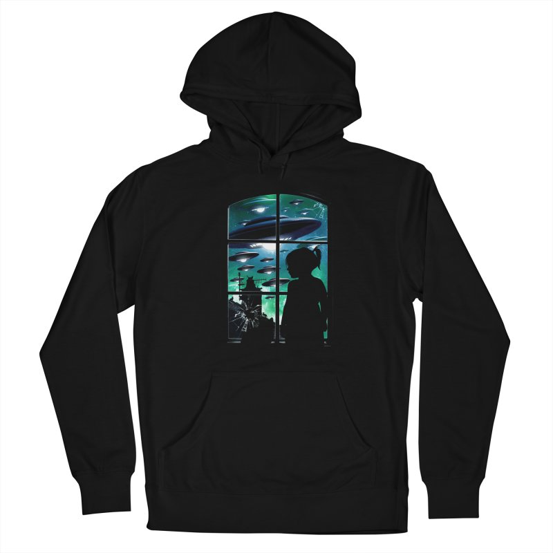 The Invasion Women's Pullover Hoody by moncheng's Artist Shop