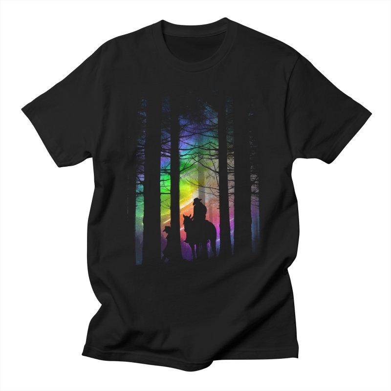The Traveler Men's T-Shirt by moncheng's Artist Shop