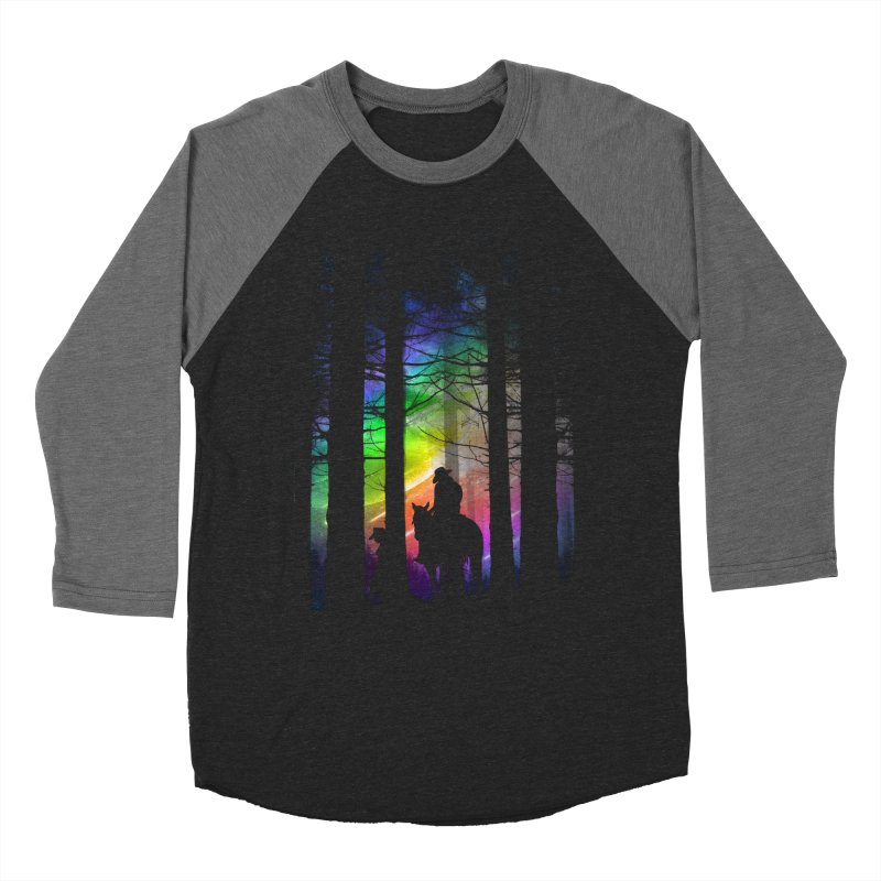 The Traveler Women's Longsleeve T-Shirt by moncheng's Artist Shop