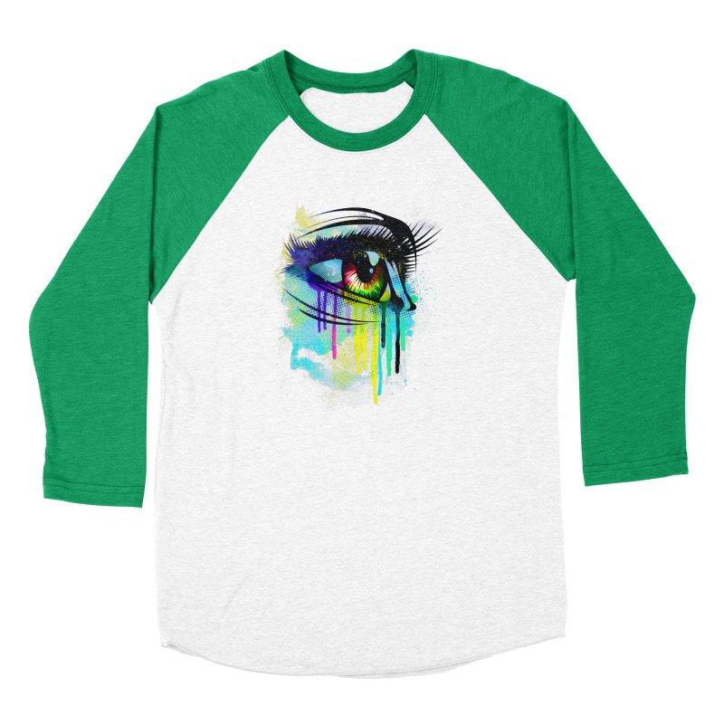 Tears of Colors Men's Longsleeve T-Shirt by moncheng's Artist Shop