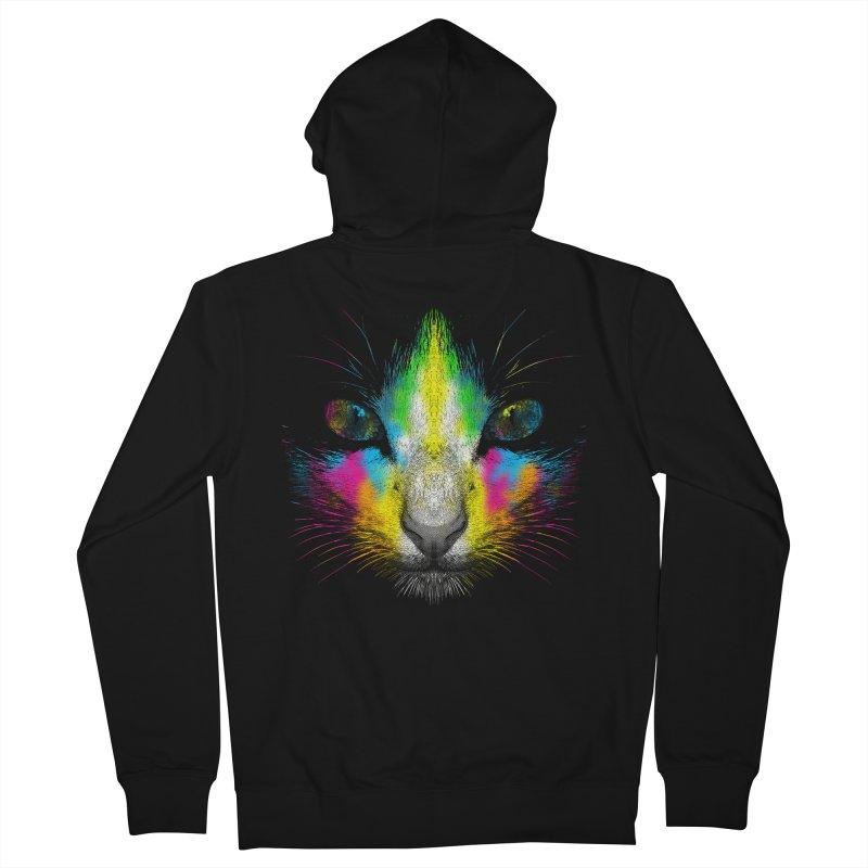 Technicolor Cat   by moncheng's Artist Shop