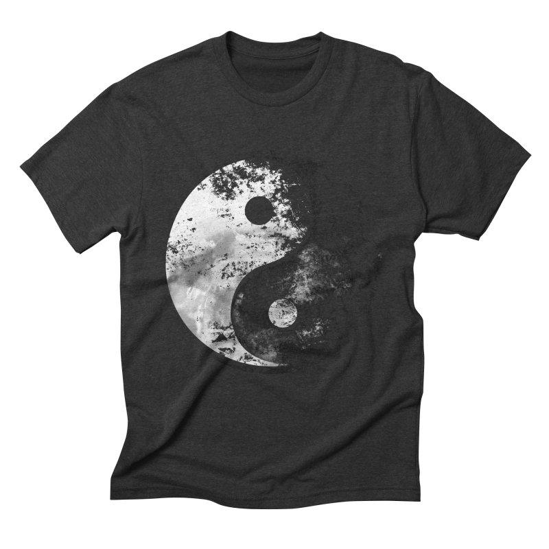 Yin Yang Men's T-Shirt by moncheng's Artist Shop