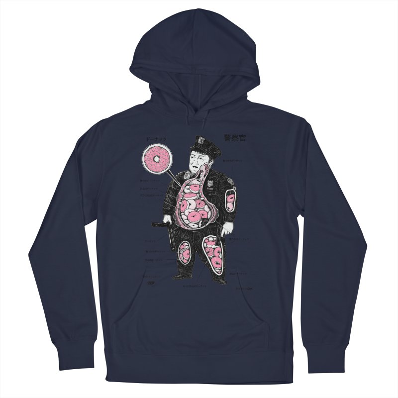 Anatomy Women's Pullover Hoody by Andy Pitts Artist Shop