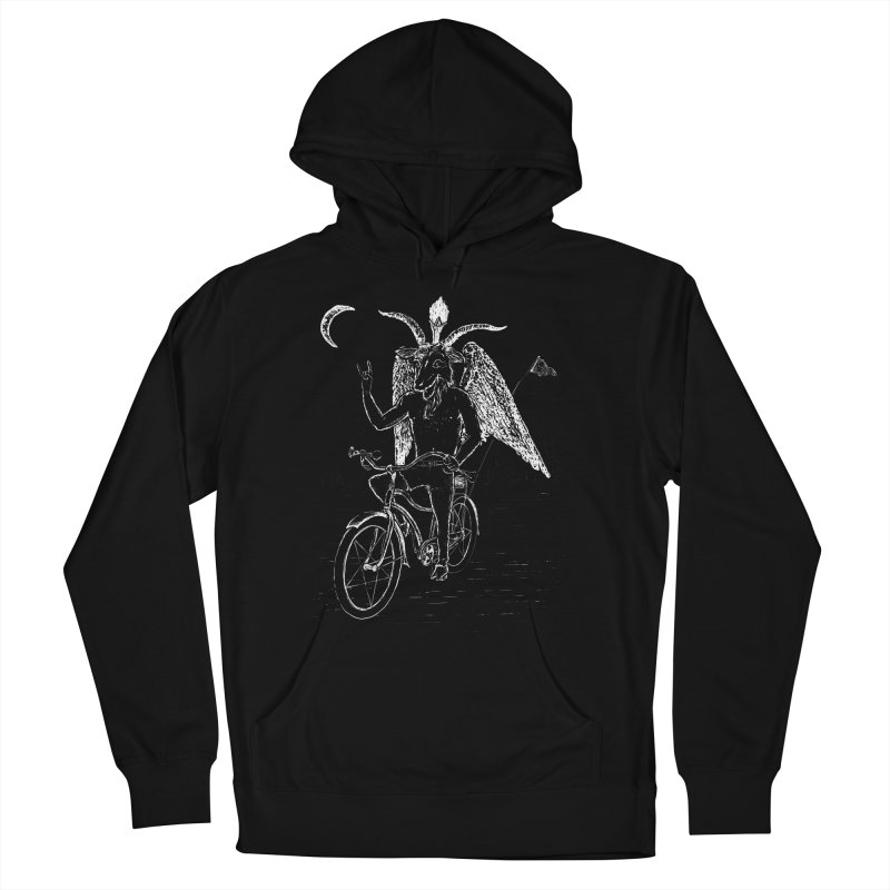 Hell Ride Men's Pullover Hoody by Andy Pitts Artist Shop