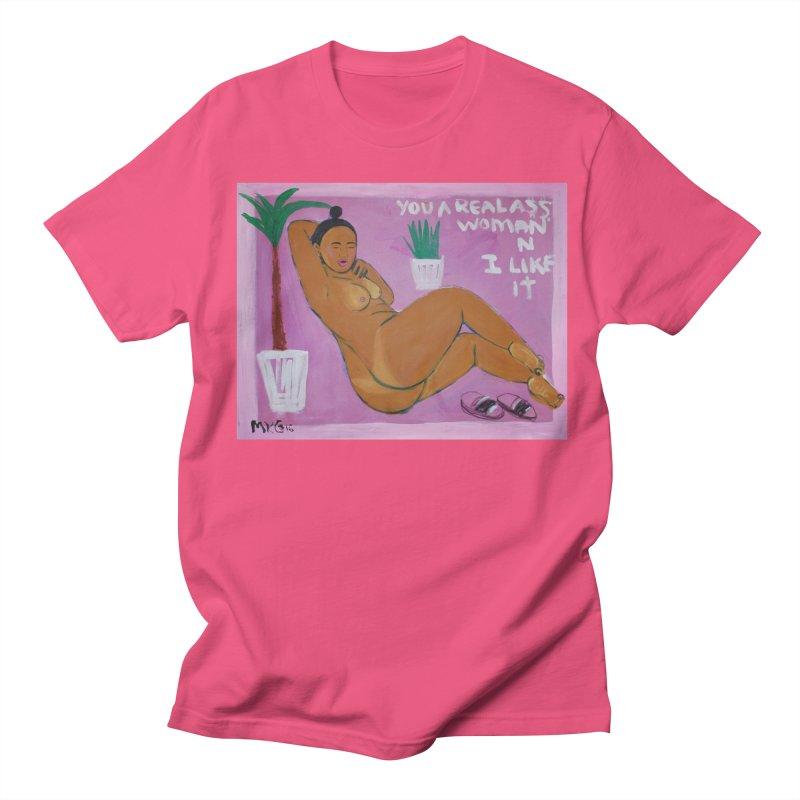 I dedicate to you Women's Regular Unisex T-Shirt by monicakimgarza