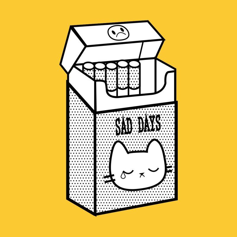 sad days Men's T-Shirt by monimiau16activity's Artist Shop