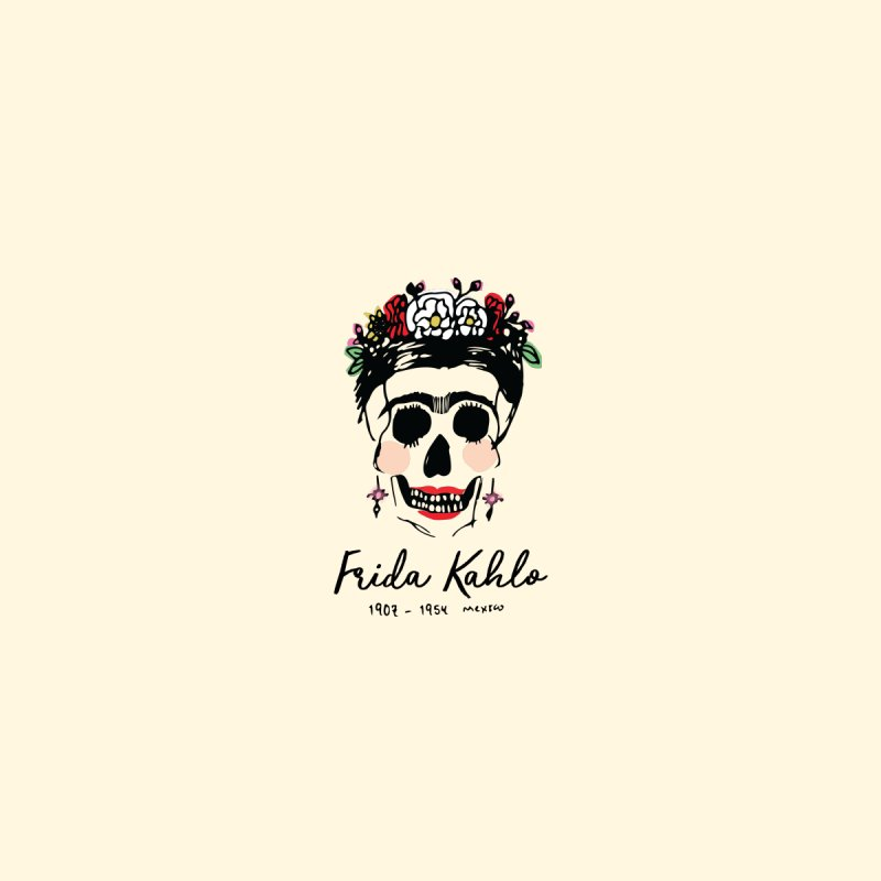 Frida Kahlo Logo None  by moniquemodern's Artist Shop