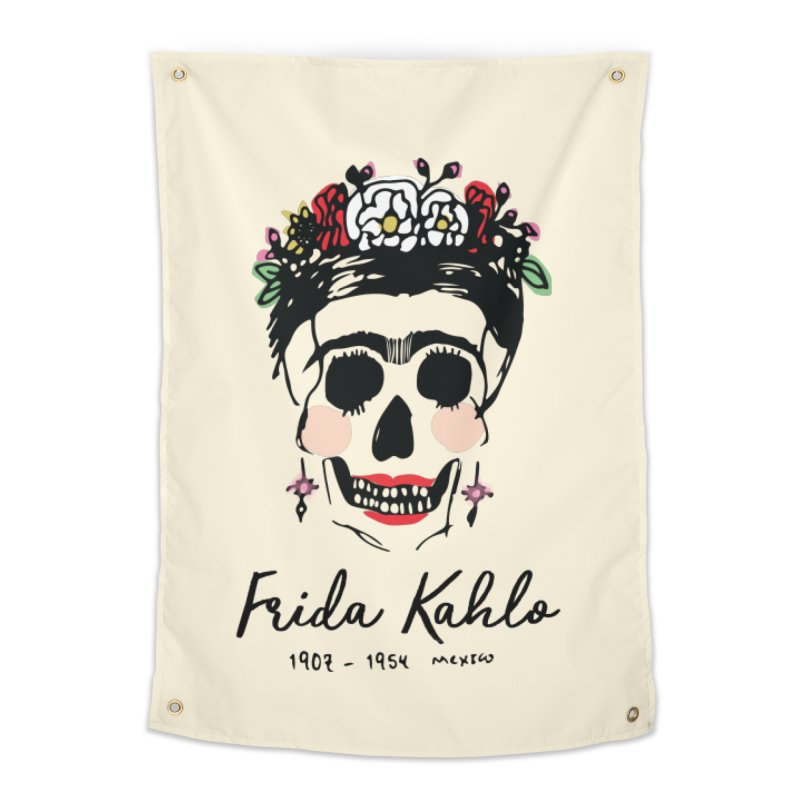 Frida Kahlo Logo   by moniquemodern's Artist Shop