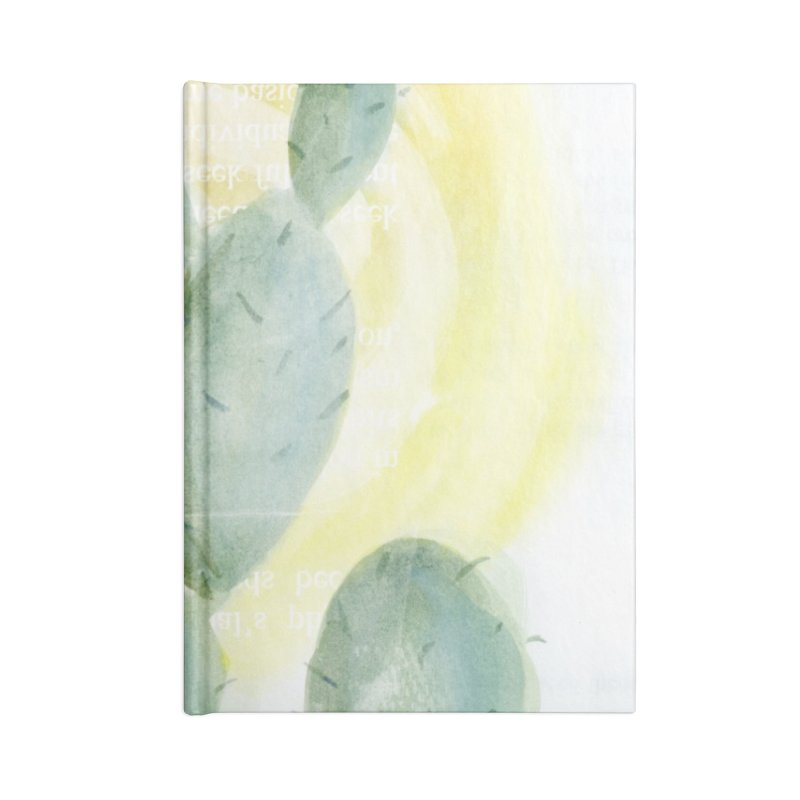 Oh Happy Day Accessories Blank Journal Notebook by moniquemodern's Artist Shop