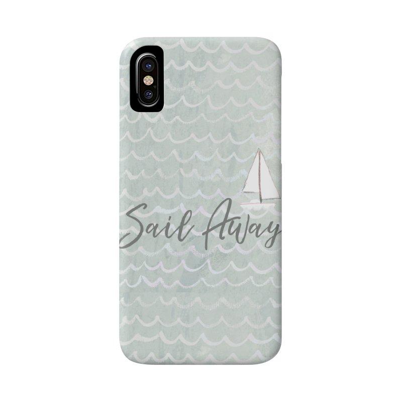 Kayla Accessories Phone Case by moniquemodern's Artist Shop