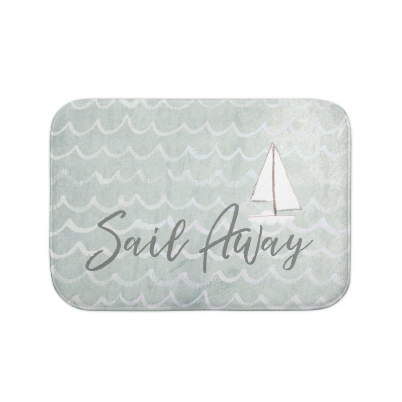 Kayla Home Bath Mat by moniquemodern's Artist Shop