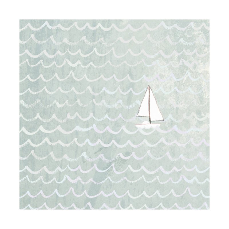 Sail the Sea None  by moniquemodern's Artist Shop