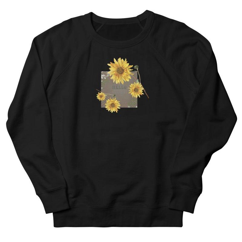 Hello Autumn Women's Sweatshirt by moniquemodern's Artist Shop