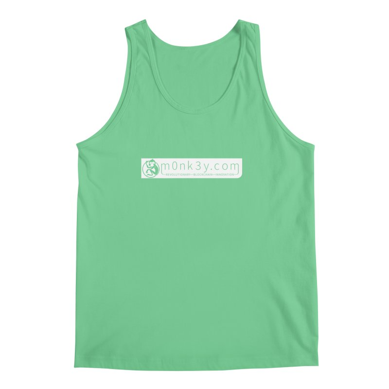 m0nk3y.com Men's Regular Tank by The m0nk3y Merchandise Store