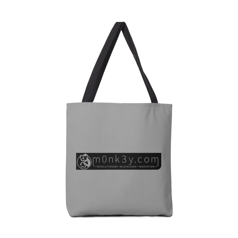 m0nk3y.com Accessories Tote Bag Bag by The m0nk3y Merchandise Store