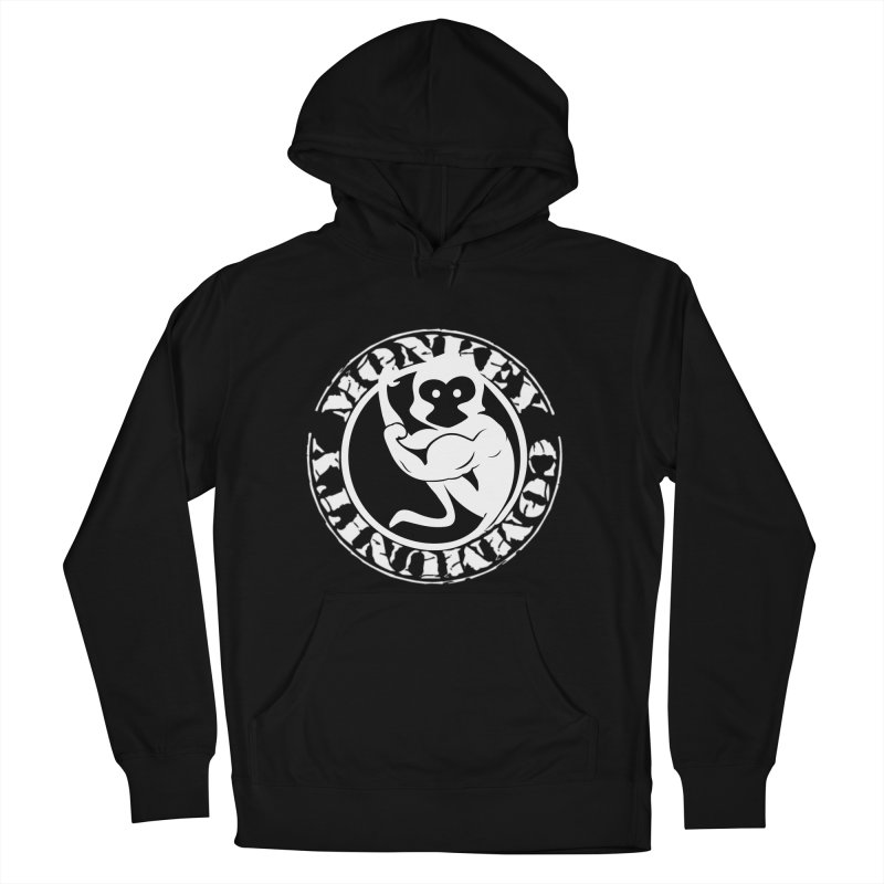 Monkey Community Women's Pullover Hoody by The m0nk3y Merchandise Store