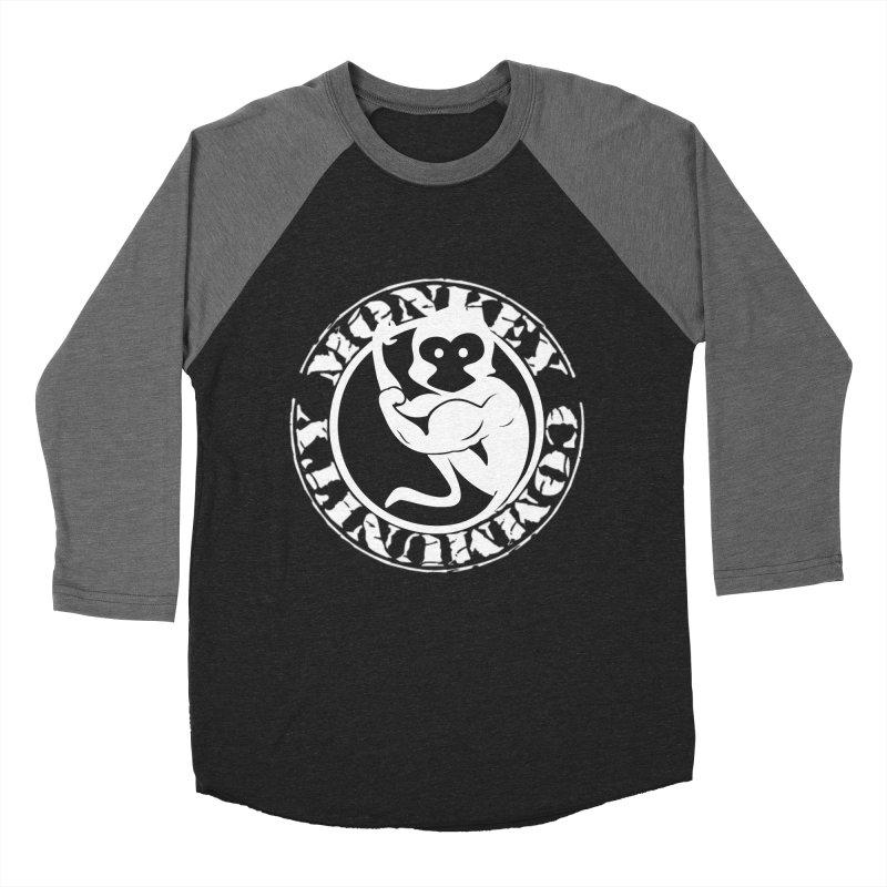 Monkey Community Women's Longsleeve T-Shirt by The m0nk3y Merchandise Store