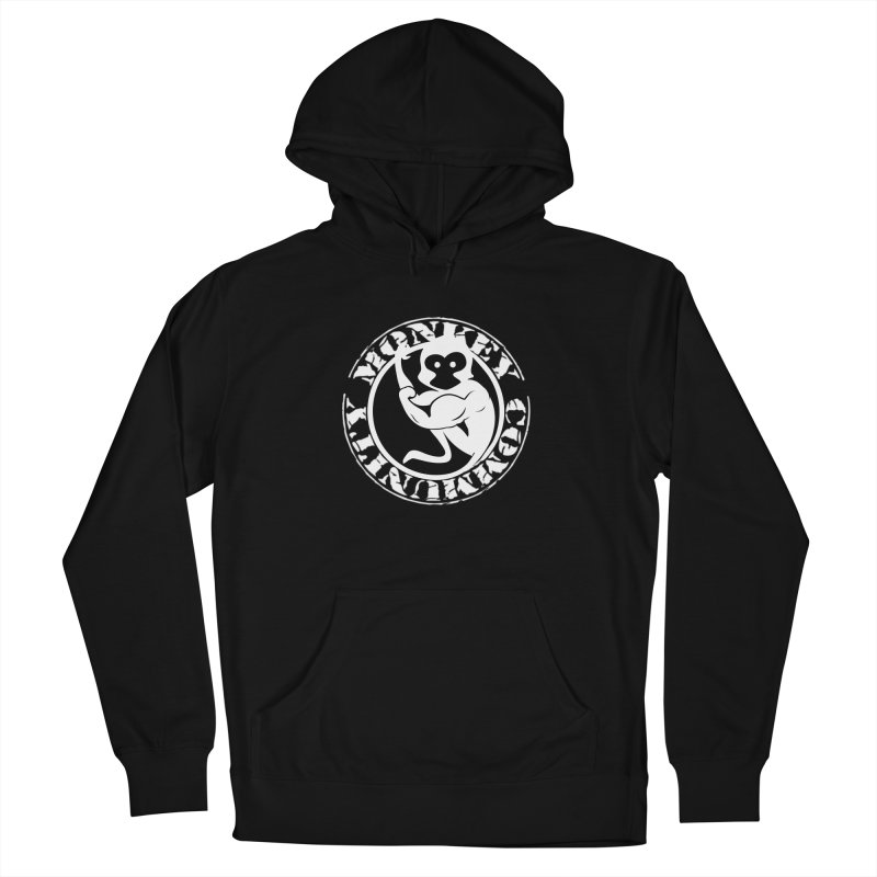 Monkey Community Women's French Terry Pullover Hoody by The m0nk3y Merchandise Store