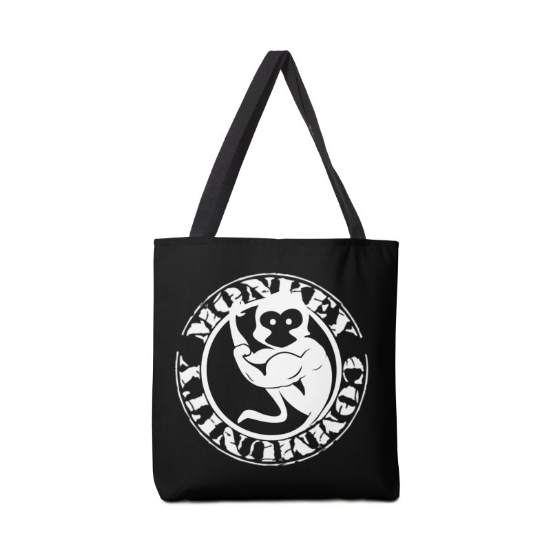 Monkey Community Accessories Tote Bag Bag by The m0nk3y Merchandise Store