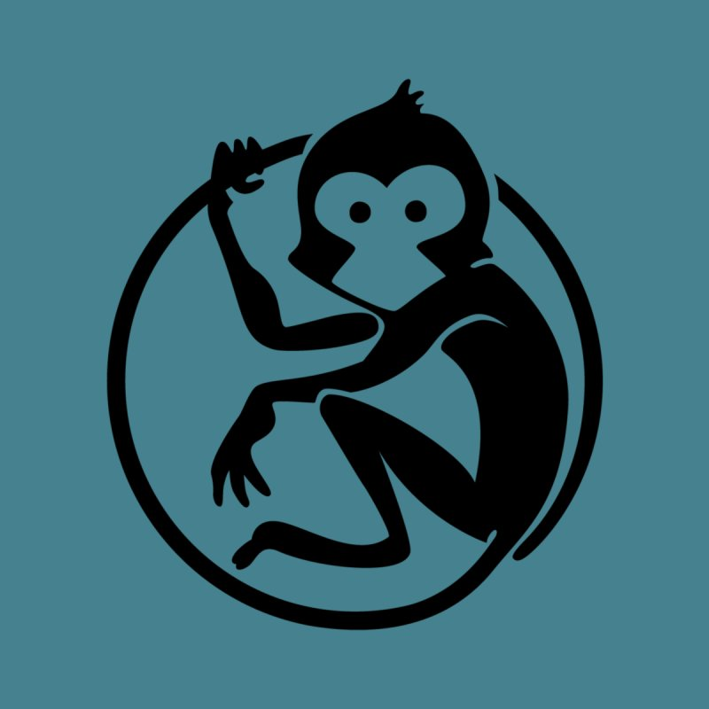Monkey None  by The m0nk3y Merchandise Store
