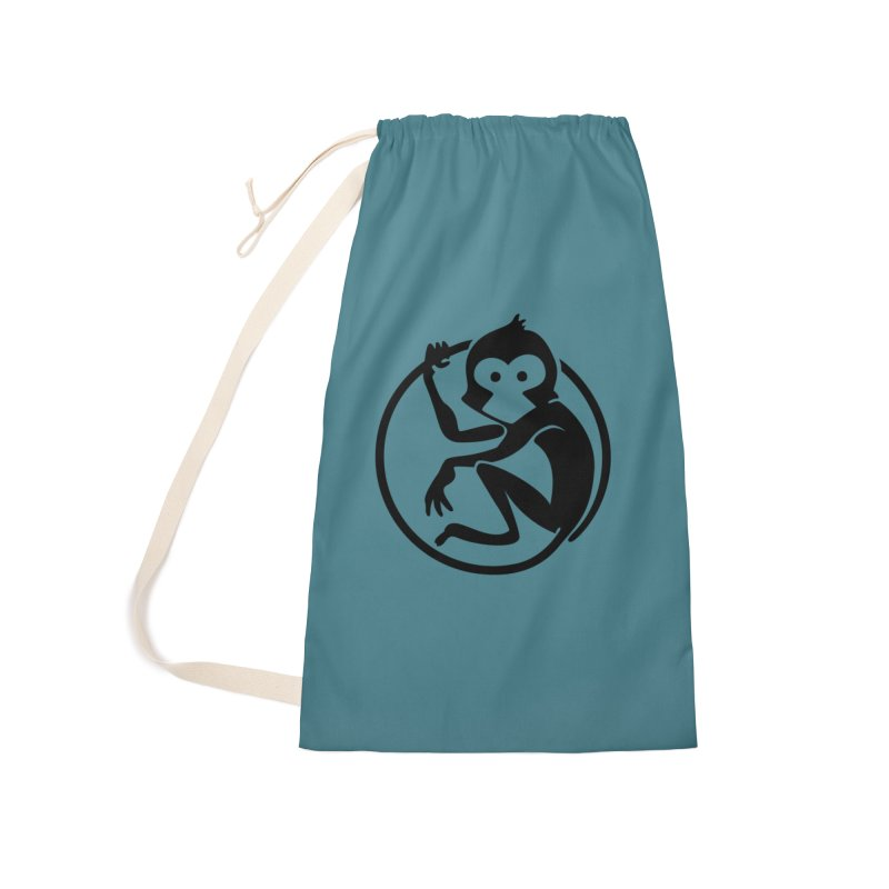 Monkey Accessories Laundry Bag Bag by The m0nk3y Merchandise Store