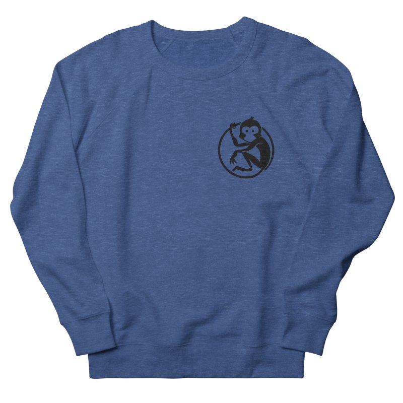 Monkey Men's Sweatshirt by The m0nk3y Merchandise Store