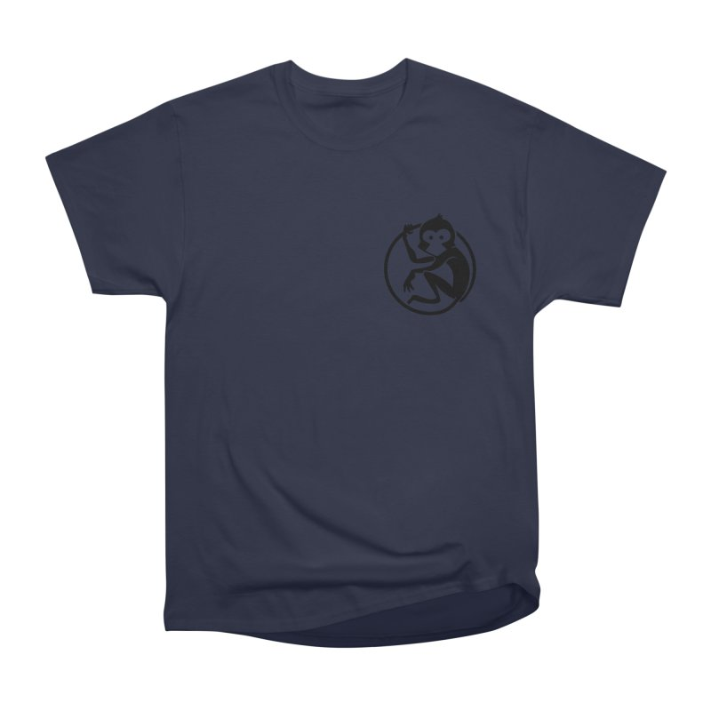 Monkey Men's Heavyweight T-Shirt by The m0nk3y Merchandise Store
