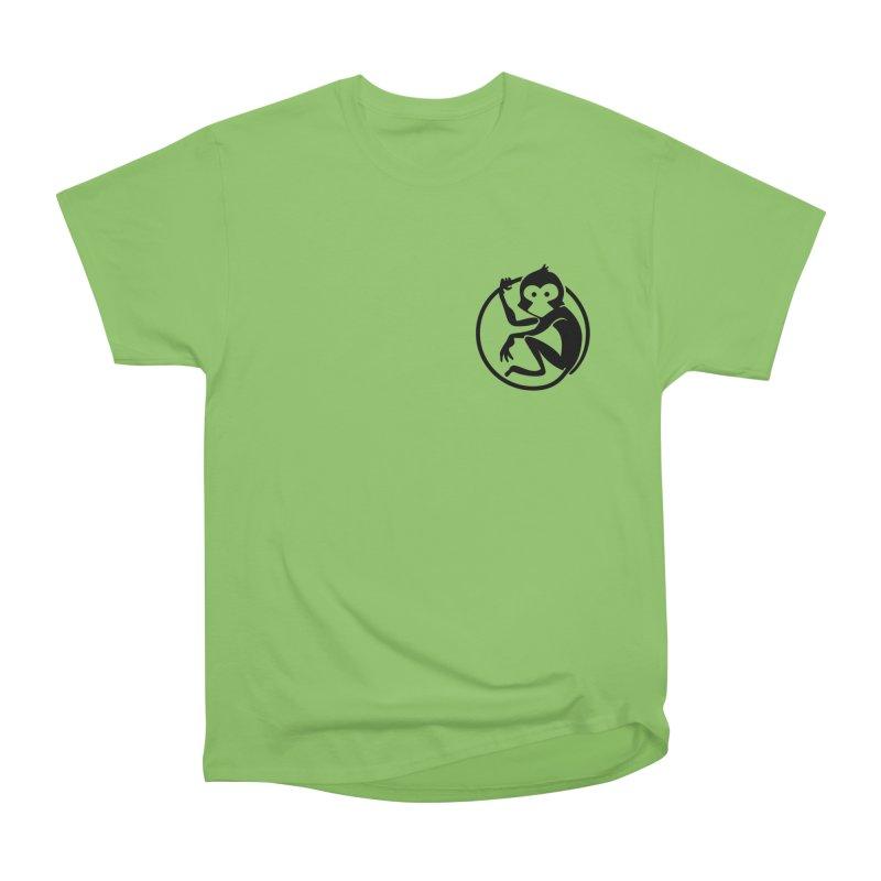 Monkey Men's Heavyweight T-Shirt by The m0nk3y Merchandise Store