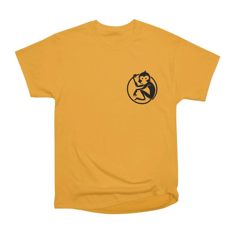 Monkey Women's Heavyweight Unisex T-Shirt by The m0nk3y Merchandise Store