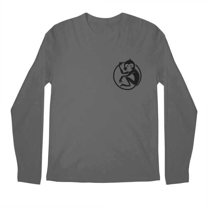 Monkey Men's Longsleeve T-Shirt by The m0nk3y Merchandise Store