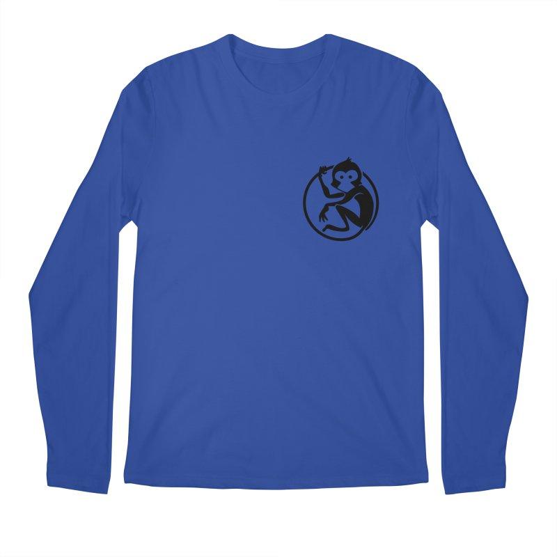 Monkey Men's Regular Longsleeve T-Shirt by The m0nk3y Merchandise Store