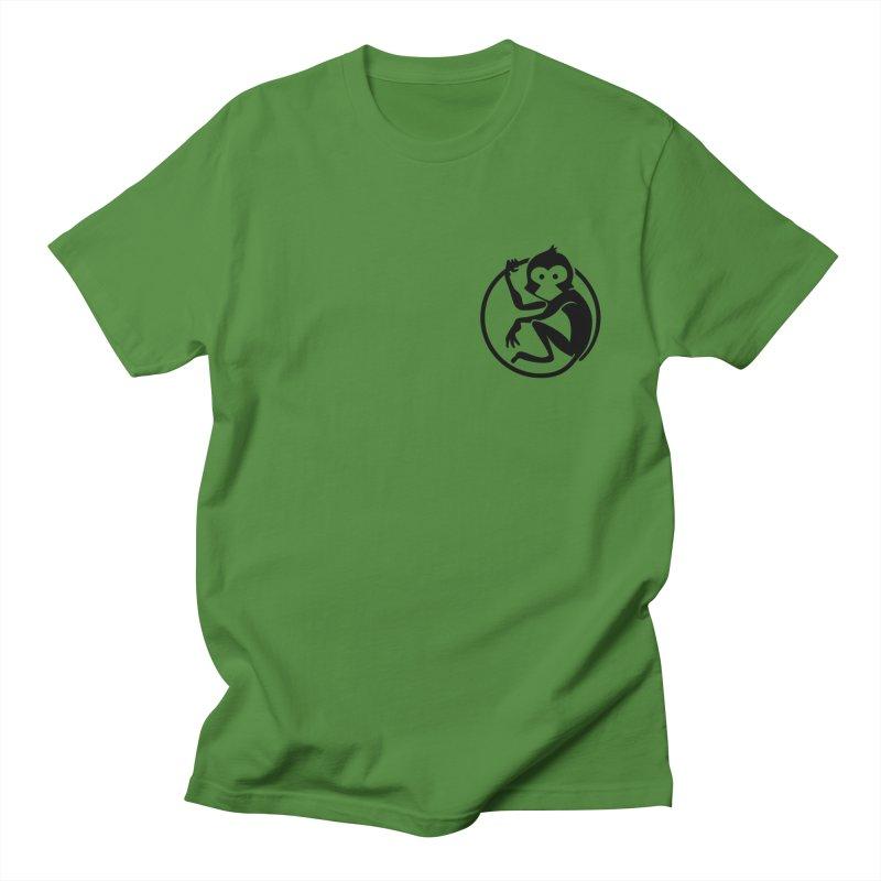 Monkey Men's T-Shirt by The m0nk3y Merchandise Store