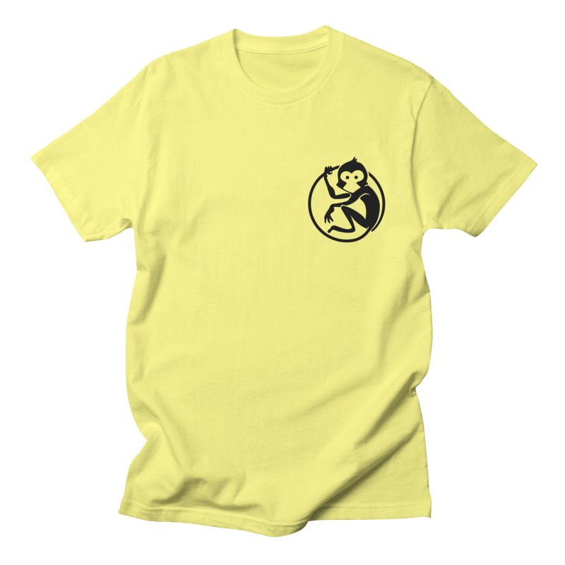 Monkey Men's T-Shirt by The m0nk3y Merchandise Store