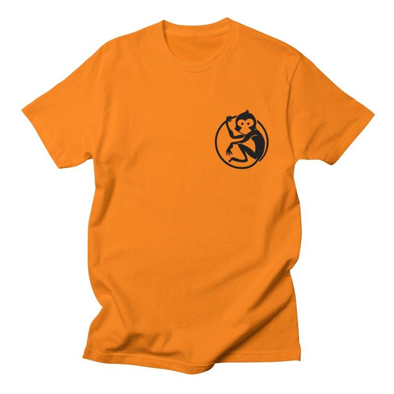 Monkey Women's Regular Unisex T-Shirt by The m0nk3y Merchandise Store