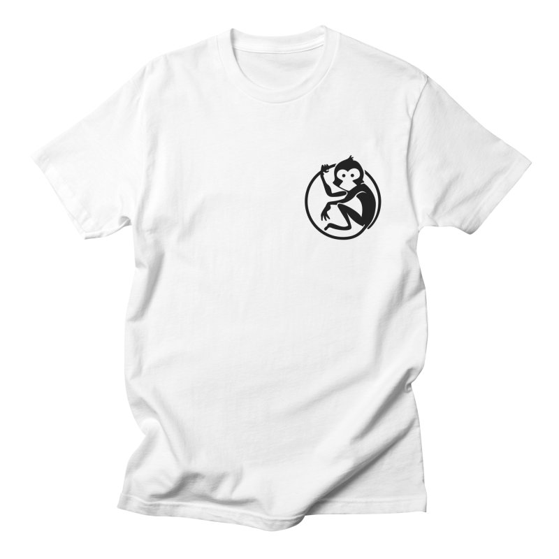 Monkey Men's Regular T-Shirt by The m0nk3y Merchandise Store