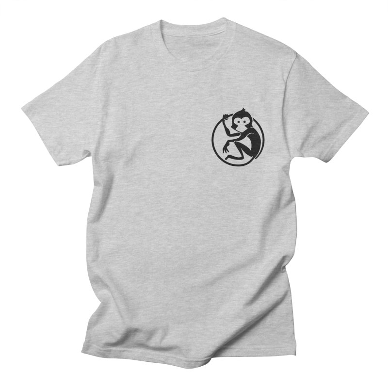 Monkey Men's Regular T-Shirt by The m0nk3y Merchandise Store