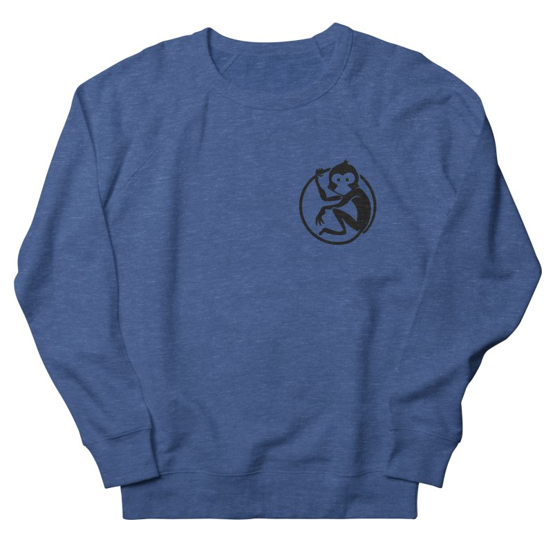 Monkey Men's Sweatshirt by The m0nk3y Merchandise Store