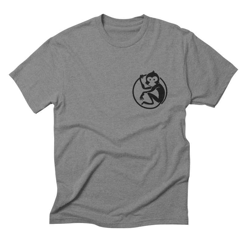 Monkey Men's Triblend T-Shirt by The m0nk3y Merchandise Store