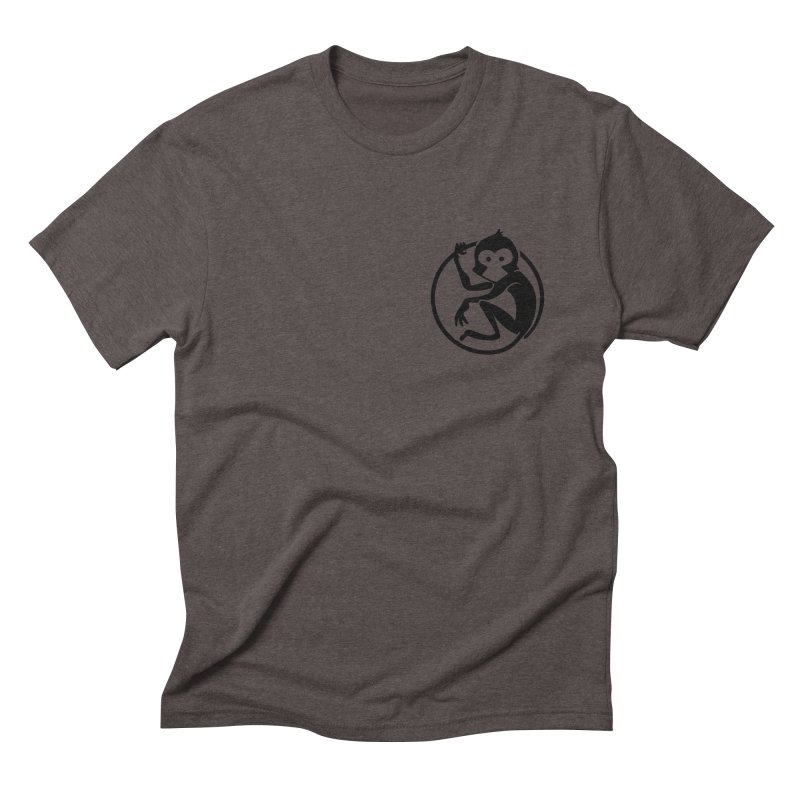 Monkey Men's Triblend T-Shirt by The m0nk3y Merchandise Store