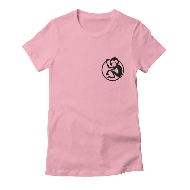 Monkey Women's T-Shirt by The m0nk3y Merchandise Store