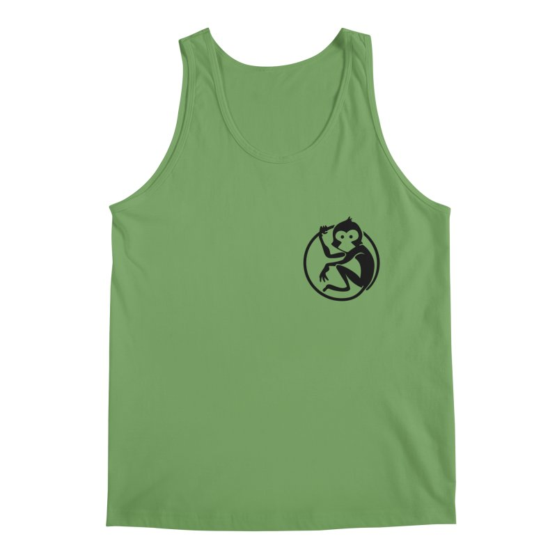 Monkey Men's Tank by The m0nk3y Merchandise Store