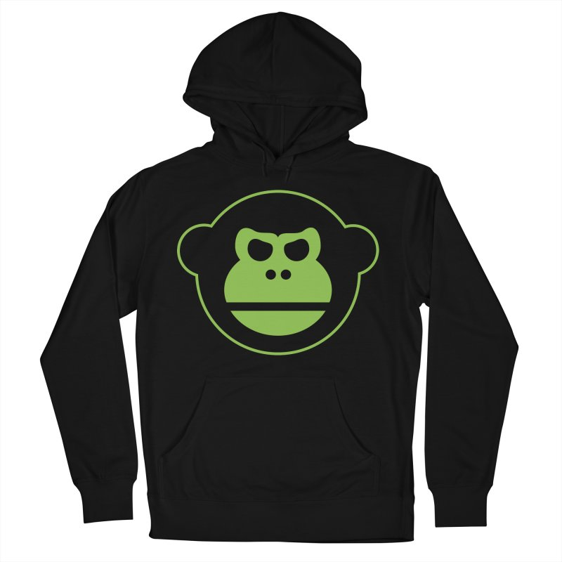 Team Monkey Women's Pullover Hoody by Monkeys Fighting Robots' Artist Shop