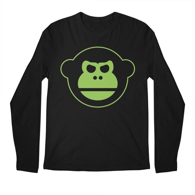 Team Monkey Men's Longsleeve T-Shirt by Monkeys Fighting Robots' Artist Shop