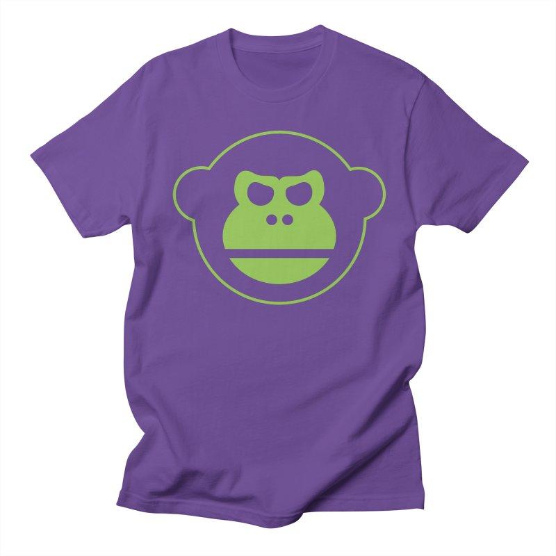 Team Monkey Women's Unisex T-Shirt by Monkeys Fighting Robots' Artist Shop